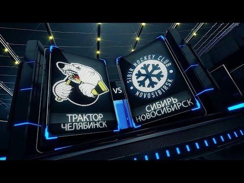 Кубок Гагарина. 18. Трактор vs Сибирь - 21 ОТ. 4 марта 2015