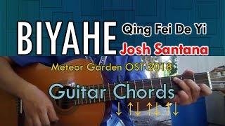 Biyahe (Qing Fei De Yi) Josh Santana - Guitar Chords