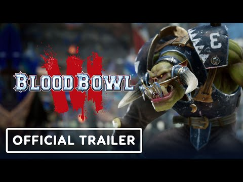 Blood Bowl 3 - Official Cinematic Trailer | Gamescom 2020