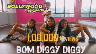 Bom Diggy Diggy   Sonu Ke Titu Ki Sweety   Choreography by Bollywood Mixtape 2018.