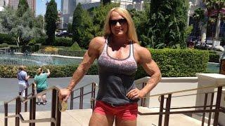 Muscle women! Female Bodybuilding! Strong women!FBB!Muscle girl!Bodybuilding motivation2017