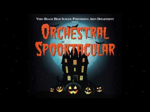 Orchestral Spooktacular at the Vero Beach High School Performing Arts Center