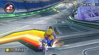 Mute City - 1:48.937 - 765◆みなせ (Mario Kart 8 World Record)