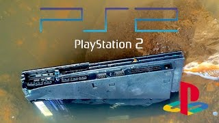 Bored Smashing - PlayStation 2!