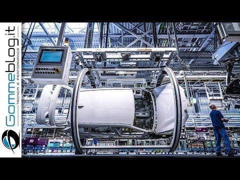 CAR FACTORY BMW How It