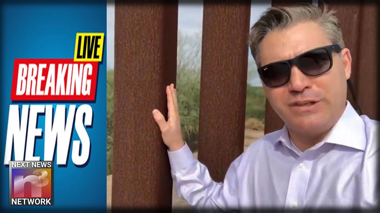 breaking-jim-acosta-goes-to-border-accidentally-proves-walls-work-challenged-to-try-at-night