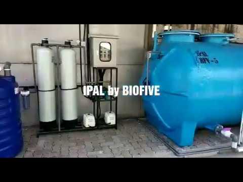 Pemasangan Ipal Biofilter By Biofive