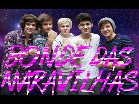 One Direction - Bonde das Maravilhas thumbnail