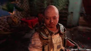 "Metro Exodus - Anna Kills The Baron ""Artyom Your Head"