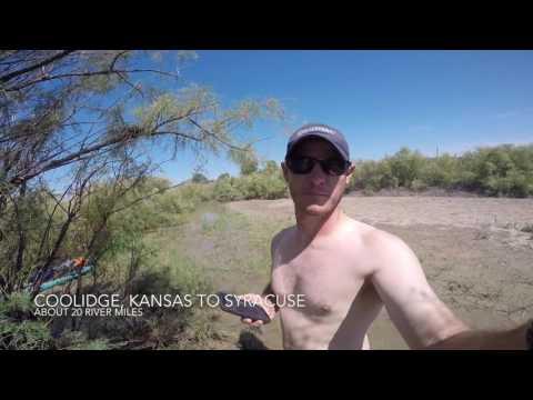 SUP Arkansas River-Kansas
