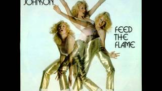 Lorraine Johnson - Feed The Flame Disco 1978 HQ Audio The beautiful...