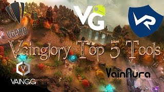 Vainglory Stats | Top 5 Tools every player should know