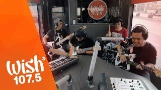 "LunarLights perform ""Long Drive"" LIVE on Wish 107.5 Bus"