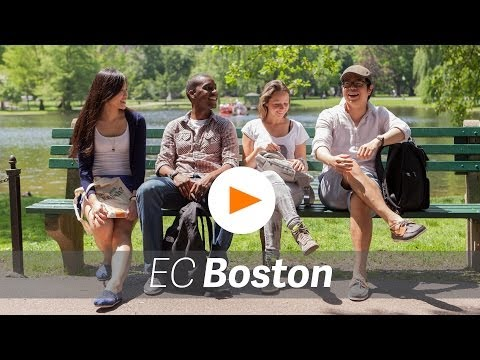 Learn English in Boston with EC English Language Centres