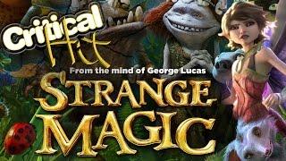 Lucasfilm Strange Magic (2015) Character Motivation Analysis : CriticalHit