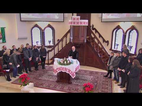 Istentisztelet NyVREk 2018.12.16 10.30