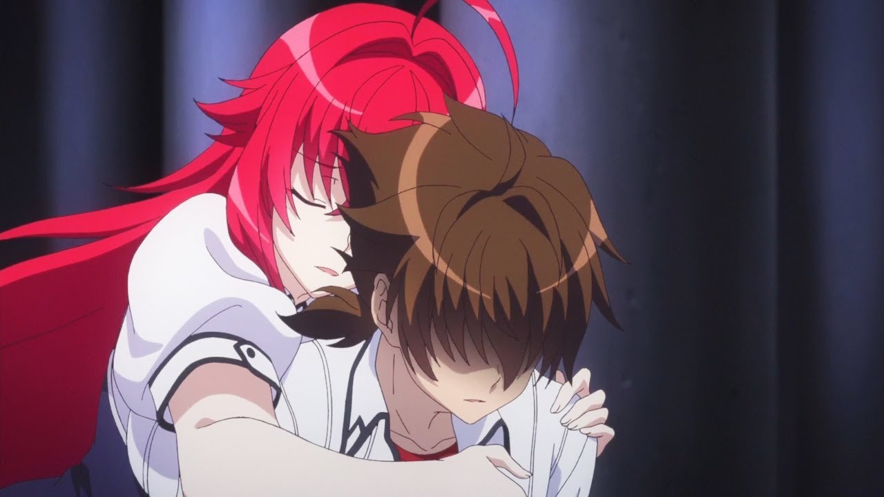 Highschool dxd special 1 english dub