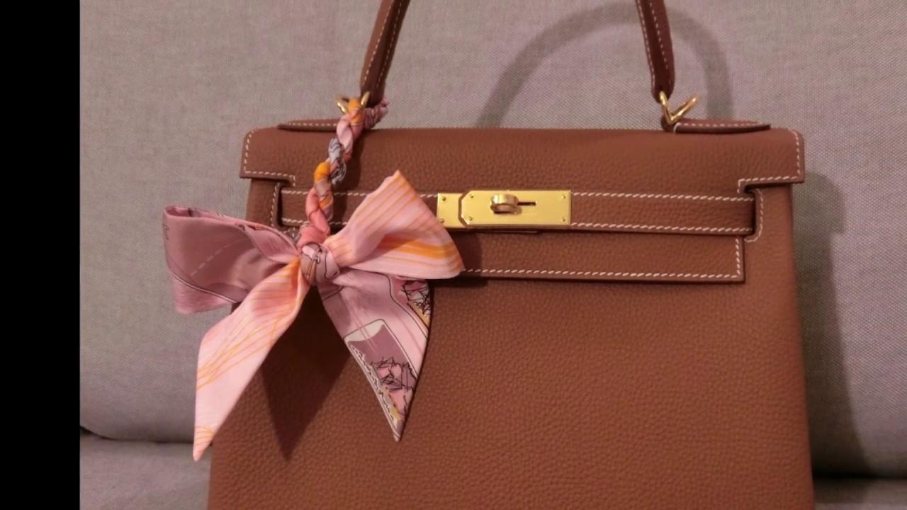 d918b7b9c22c How to make Bowtie on your bag with Twilly