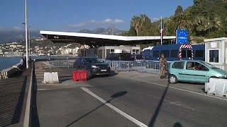 Timore ai confini dell'Italia per il contagio