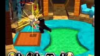 TMNT: Mutant Melee Walkthrough Part 36 (GameCube)