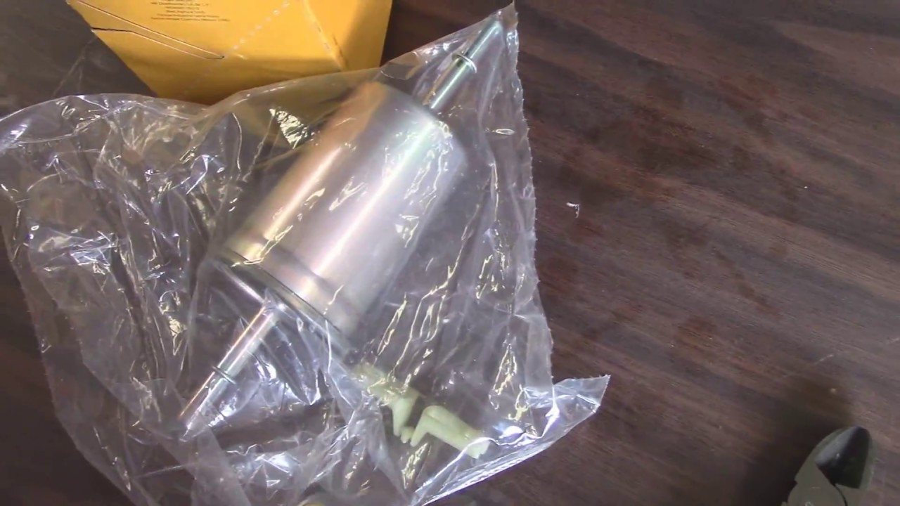 small resolution of change ford ranger fuel filter