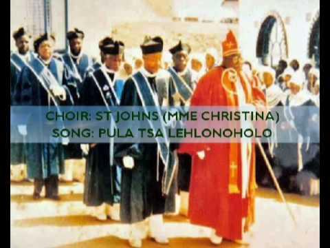 St Johns   Pula Tsa Lehlohonolo