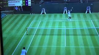 Kukushkin vs Nadal
