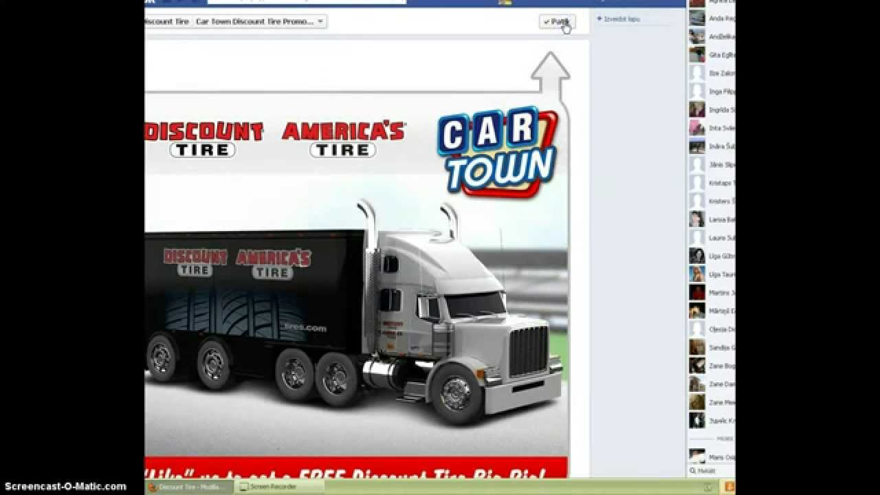 Car town how to get free truck 2012