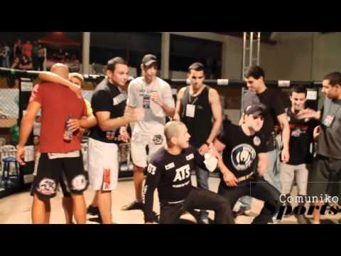MAKING OFN01 1 VIÇOSA FIGHT MMA CHAMPIONSHIPwmv