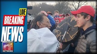 BREAKING: Game-Changing Video Emerges of the MAGA Kids & Indian Drummer Leftists BUSTED!