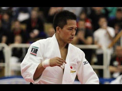 JUDO 2007 All Japan: Tadahiro Nomura 野村忠宏 (JPN) Champion!