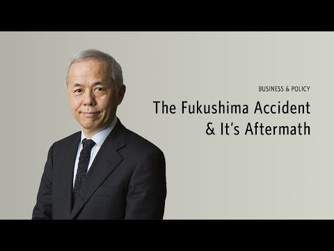 The Fukushima Accident & Its Aftermath