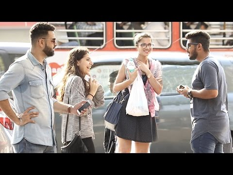 Are You My 'BHABHI' Prank On CUTE Girls & Bloopers - Baap Of Bakchod - Raj & Sid