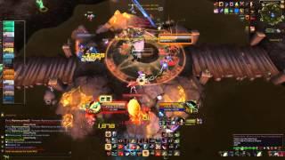 "Bajheera - The ""Alliance Death-Ball"" BG Strategy - WoW 6.2 Warrior PvP"