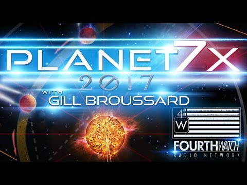 Planet 7X: 2017 with Gill Broussard