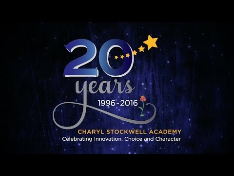 Charyl Stockwell Academy - Welcome Back! 2016