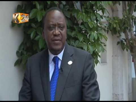G7 Summit: President Uhuru tells world leaders to listen to