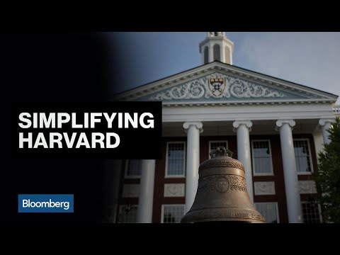 Harvard Alums Offer Passive Plan to Boost Endowment