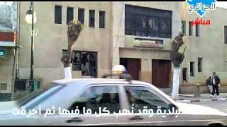 انتفاضة شباب الجزائر بسبب ارتفاع الأسعار
