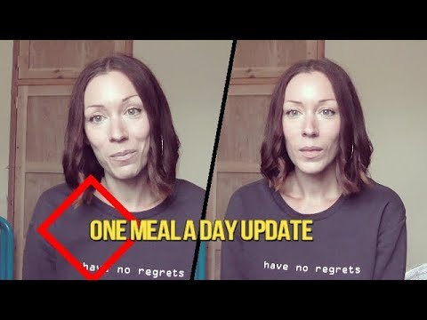 ONE MEAL A DAY DIET - OMAD - MEAL TIMING