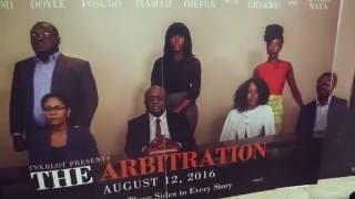 Video THE ARBITRATION download MP3, 3GP, MP4, WEBM, AVI, FLV April 2018
