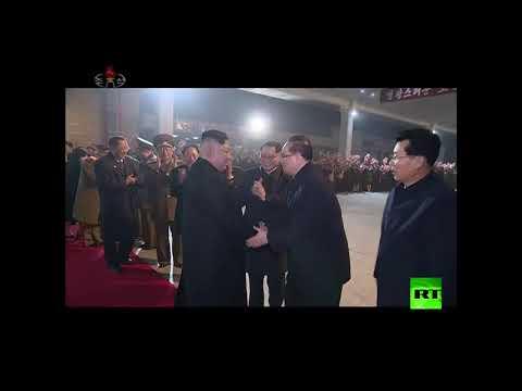 شاهد كيف يودع مواطنو كوريا الشمالية زعيمهم إلى روسيا  - نشر قبل 15 دقيقة
