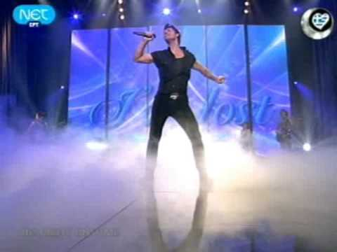 Sakis Rouvas - Right on time -LIVE - HQ+STEREO