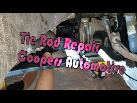2001 Lincoln LS Tie Rod Repair   Fixing a Clunking Noise