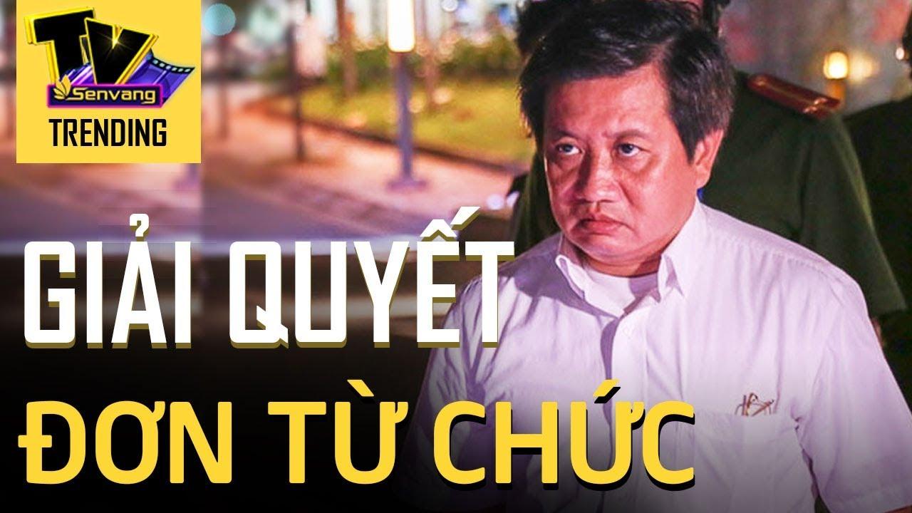 UBND TPHCM đồng ý giải quyết đơn từ chức của ông Đoàn Ngọc Hải