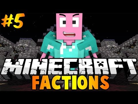 Minecraft : Archon Factions Episode 5 - RICH WITHER RAID!