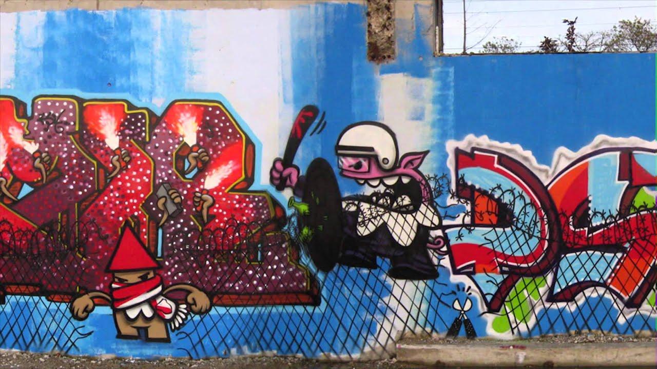 Graffiti wall utrecht - Holland Utrecht Shark Sign Zenga Rasta Mir Kbtr Dst Easl Banse 2008 Graffiti Joiners