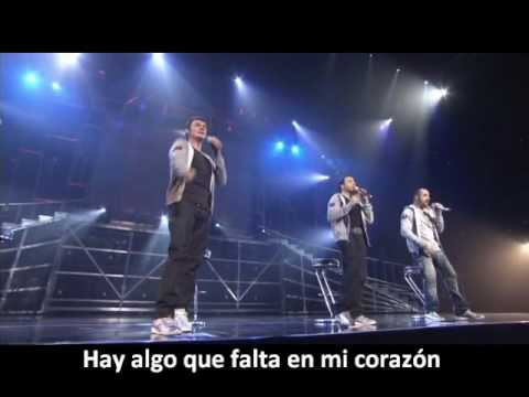 Show me the meaning of being lonely - This is us Tour/Japón - Subtitulos en español