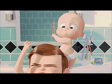 The Boss Baby - Boss Baby and Tim go to Puppy Corp