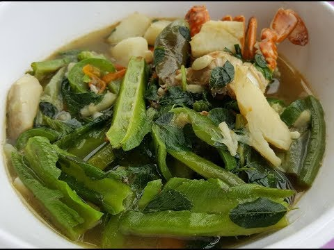how to cook dinengdeng ilocano